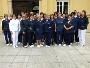 Medicinske sestre Klinike za psihijatriju Vrapče
