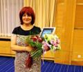 """Dobitnica nagrade """"Darja Benussi"""" za 2013. godinu"""