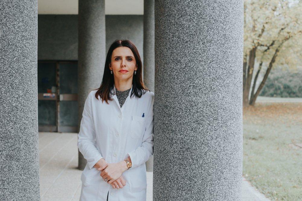 Ana Marija Šantić je somnolog - ekspert medicine spavanja